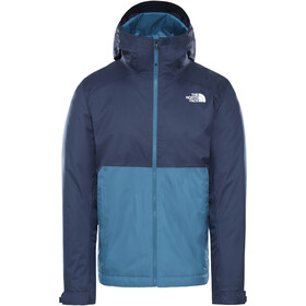 The North Face Millerton Insulated Jacket Men, mallard blue/urban navy